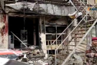 VIDEO cu explozia care a ucis soldați SUA în Siria. Trump s-a lăudat că a învins