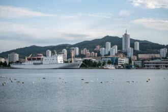 Cum arată uriașul complex balnear din Coreea de Nord, unde Kim și-ar fi petrecut verile