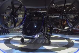 iLikeIT. Elicopterul hibrid care ar putea să facă naveta, în curând, între orașe