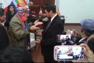 Robert de Niro, în vizită la Machu Picchu: