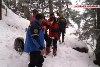Trei turişti rătăciţi în Masivul Făgăraş au cerut ajutor la 112 din cauza epuizării fizice