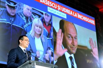 Război verbal între Băsescu și Ponta. Acuzații grave despre construirea unei autostrăzi