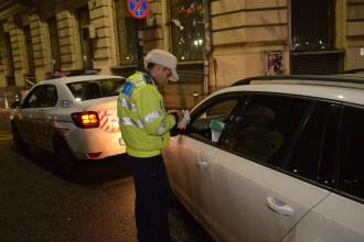 Controale și amenzi la taximetriști. Un șofer a fost prins băut la volan