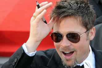 Prima relație serioasă a lui Brad Pitt, după divorț. Cine e actrița celebră la Hollywood