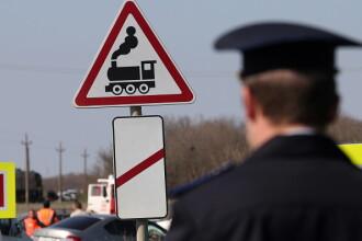 Un bărbat de 53 de ani, lovit de tren la Galați. Ce a spus mecanicul