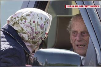 Una dintre femeile rănite de prințul Philip în accident cere anchetarea acestuia