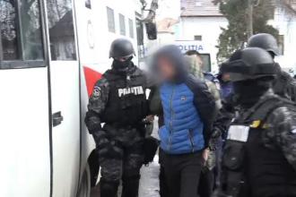 Cei trei suspecţi în cazul crimei de la Mediaş, în fața magistraţilor. Ce au cerut