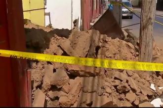 Cutremur cu magnitudinea de 6,7 în Chile. Cel puțin două persoane au murit