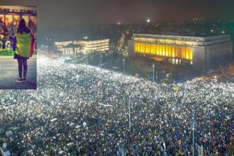 """Proteste anunțate luni în Piața Victoriei: """"Nu vrem Ordonanță pentru corupți"""""""
