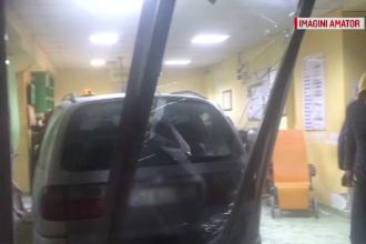 Amenda primită de spitalul din Craiova, după incidentul cu un șofer beat