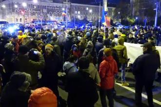"""Proteste după OUG anunțată de Toader: """"Vor să ne aducă cu 30 de ani înapoi în comunism"""""""