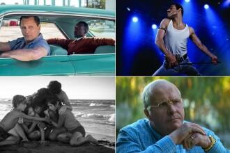 Premiile Oscar 2019. Au fost anunțate nominalizările pentru cele mai bune filme