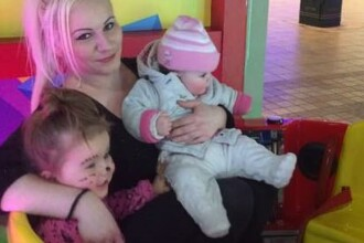 Mamă și fetițele ei găsite moarte în casă. Vecinii spun că au auzit țipete în curte