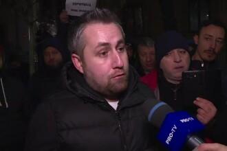 Taximetriștii spun de ce protestează: se tem pentru siguranța pasagerilor UBER