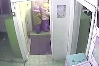 Cum au fost găsite 2 fetițe care au fugit de la grădiniță la - 45 de grade