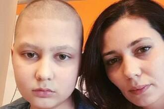 La 13 ani, se luptă cu leucemia. Cum puteți dona pentru el, inclusiv prin SMS