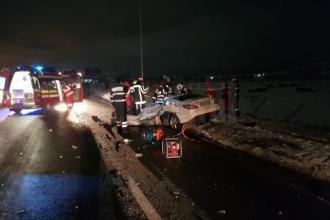 Șoferul care a provocat tragicul accident de lângă Cluj are nevoie de sânge