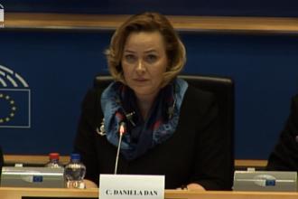 Cum au fost avertizați în Parlamentul European miniștrii Carmen Dan și Tudorel Toader