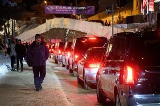 Liderii mondiali vin la Davos cu 1.500 de avioane private, însă vor vorbi despre climă