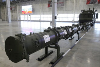 Rusia a prezentat racheta controversată pe care nu vrea să o distrugă. Mesajul către SUA