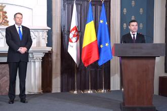 """Klaus Iohannis, nou atac la Guvern: """"România nu merită asemenea politicieni"""""""