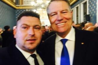 Florin, eroul după atentatul din Londra, și-a făcut un selfie cu Klaus Iohannis