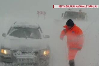 Vreme rea în România. Oameni blocați și case fără curent electric