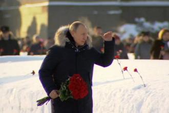 75 de ani de la asediul asupra Leningradului. Fratele lui Putin a murit în acea perioadă