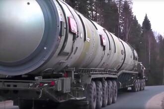 """Expert rus: cu 10 rachete """"Satan 2"""", Rusia poate distruge întreaga populație a SUA"""