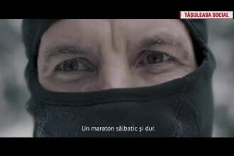 Tiberiu Ușeriu s-a întors la Polul Nord. Românul vrea să câștige un traseu sălbatic