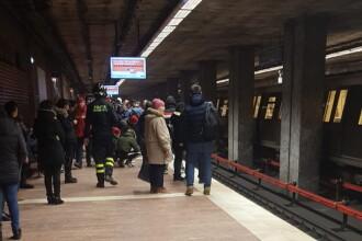 Reacția Metrorex după ce staţia Dristor 1 a fost evacuată luni dimineața