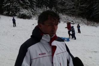 Motivul pentru care un turist de la munte a ales să doarmă în noaptea de Revelion în loc să petreacă