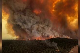 Incendiile din Australia au propriul sistem meteo. Ce este