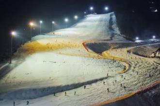 De ce merg tot mai mulţi români la schi în Ucraina.