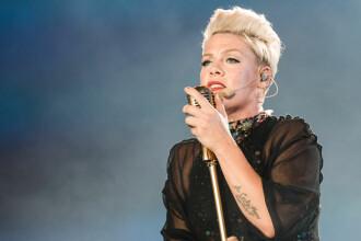 Suma uriașă donată de cântăreața americană Pink pompierilor din Australia