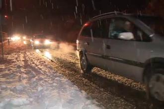 Val de frig polar în România. ANM anunță ger, viscol şi polei