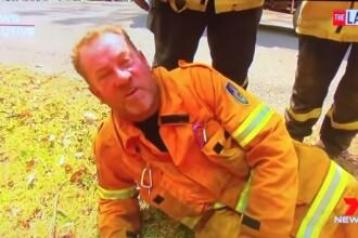 Premierul australian, criticat dur de pompieri. Declarația devenită virală