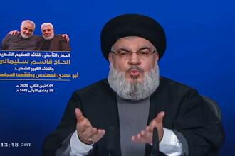 Liderul Hezbollah a anunţat cine
