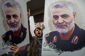 """Declarație amenințătoare a fiicei lui Soleimani: """"Trump nebunule, să nu crezi că s-a terminat"""""""