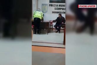 Primarul unui mare oraş din România, dus la poliţie după ce a făcut un accident. Ce alcoolemie avea