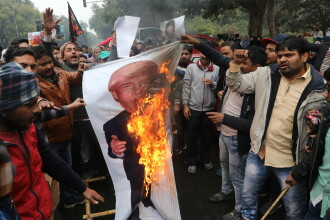 """Iranul a pregătit """"13 scenarii"""" pentru o ''răzbunare puternică'' împotriva Statelor Unite"""