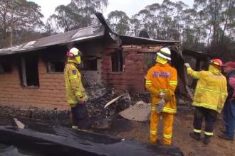 Pagube catastrofale după incendiile din Australia. Pe ce dau vina fermierii din zonă