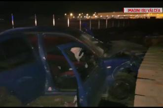 Accident grav pe o șosea din județul Vâlcea. 5 persoane rănite, printre care și 2 copii