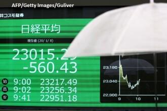 Bursele, în cădere după atacul Iranului asupra bazelor SUA. Prețul petrolului explodează