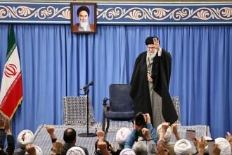 """Liderul suprem al Iranului: Atacurile aeriene au fost """"o palmă peste față"""" pentru SUA"""