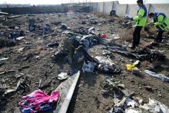 Ucraina va trimite o echipă de anchetă în Iran pentru a investiga accidentul de avion