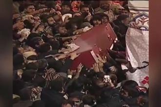 Mărturia unui jurnalist român care a participat la funeraliile generalului Soleimani