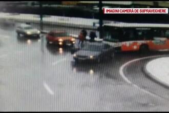 Scandal în trafic, în Vaslui. Motivul pentru care doi șoferi s-au luat la bătaie