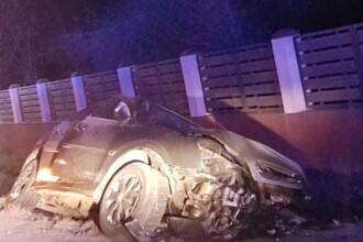 Un tânăr din Iaşi a murit într-un accident violent. Acul kilometrajului s-a oprit la 210 km/h