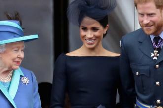 """Regina Elisabeta, profund dezamăgită de """"retragerea"""" prințului Harry din Casa Regală"""